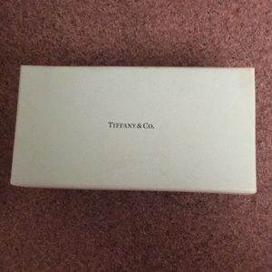 Tiffany and Co large sunglasses box
